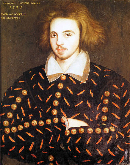 Christopher Marlowe  1564-1593