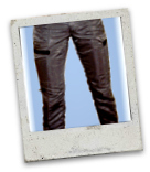 Parachute Pants of the 1980s
