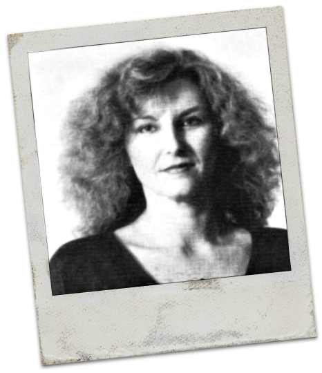 BIg hair in the 1980s A portrait of Hedwig Gorski 1980s