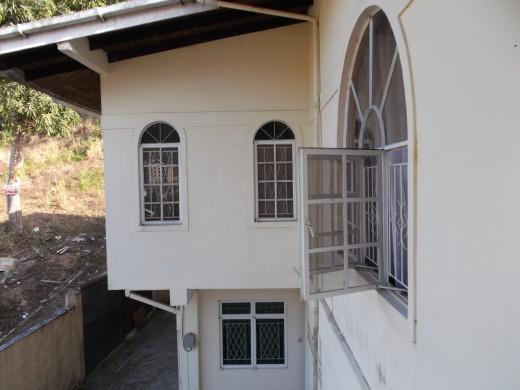 Part of Uncle Noel's House