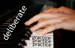Practice. Practice. Practice.