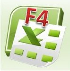 F4, One Of Microsoft Excel's Hidden Gems