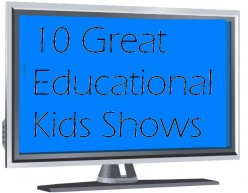 10 Great Educational Kids Shows-part 2