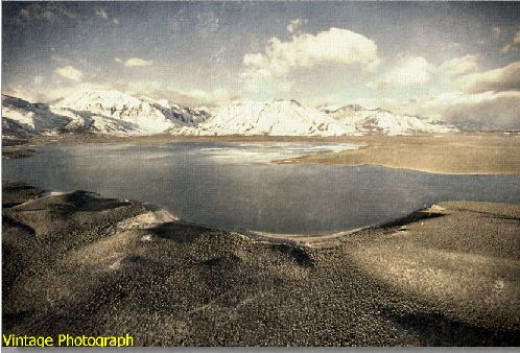 ForoSketcher vintage photograph rendition