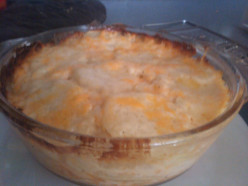 Easy Cheesy Scalloped Potatoes Recipe
