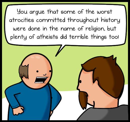 Arguments against Atheism