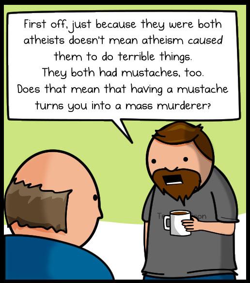 Atheist Rebuttal