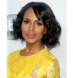 Photo Gallery of Kerry Washington, Beautiful Black Actress