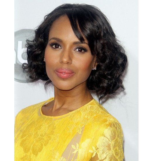 Kerry Washington is one of the hottest black actresses in Hollywood.