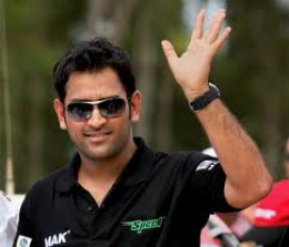 Dhoni Plundered Australian Bowlers