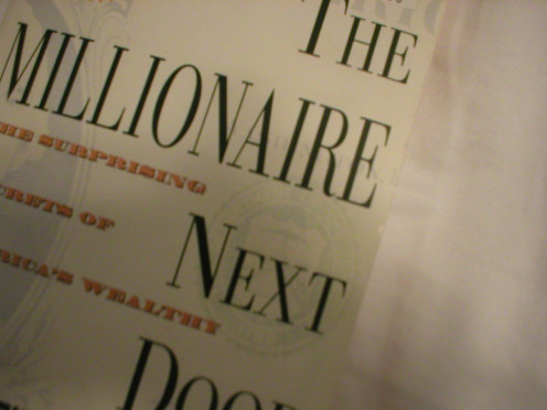 Do you want to be the Millionnaire Next Door?