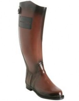 Burberry sienna shaded rubber riding boots