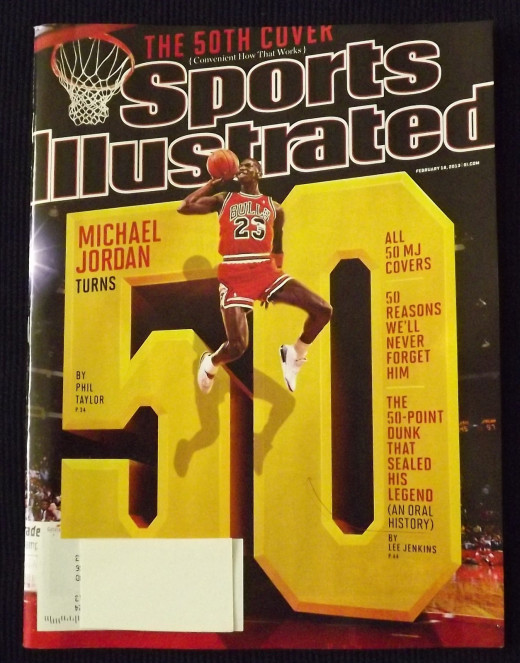 Michael Jordan's Incredible Dunk