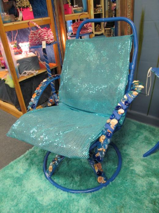 My Ocean Room Chair