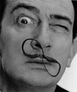 DO IT LIKE SALVADOR DALI IF YOU WANT TO MAKE THE DIFFERENCE! PART 2