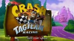 Crash Tag Team Racing!