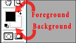 Your Foreground and Background Colors
