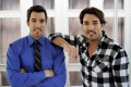 The Property Brothers:  Jonathan and Drew Scott