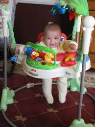 Fisher-Price Rain Forest Jumperoo