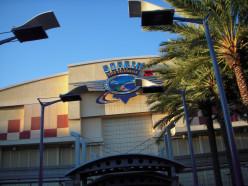 Soarin' Over California Attraction at Disney's California Adventure