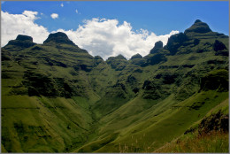 South Africa's Drakensberg Mountains