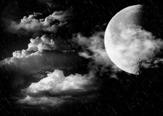 darkness engulfs