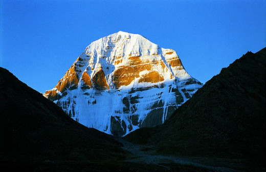 Mount Kailash of Tibet