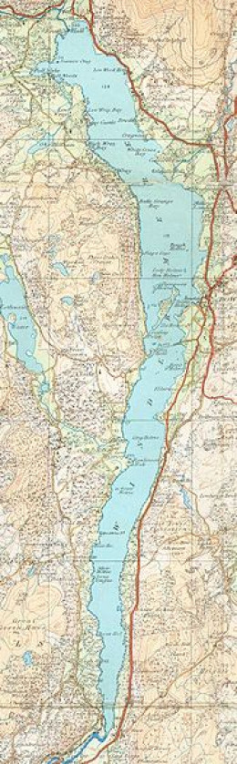 The map is an ordnance Survey map over 50 years old thus it is in the Public domain.
