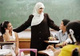 Arab classrooms
