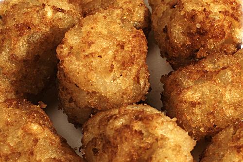Tater Tots (potato puffs)