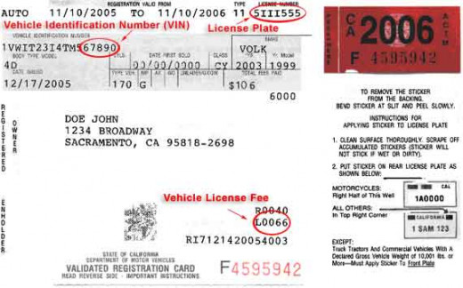Dmv car registration fee nevada 10