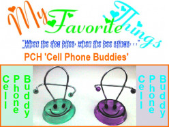 My Favorite Things [9]: Cell-phone stands