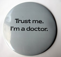Do you trust all doctors?