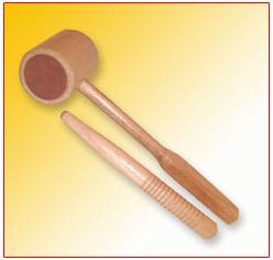 Manaka Hammer and Needle