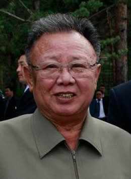 the late Kim Jong-il