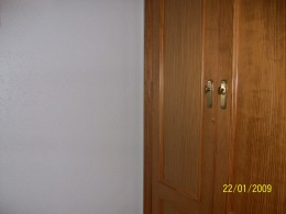 Pinewood wardrobe doors