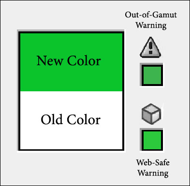 Color Information and Warnings
