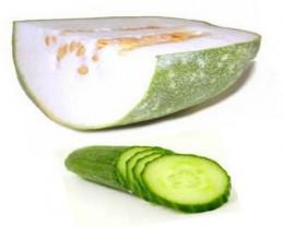 Ashgourd and Cucumber Soup Recipe