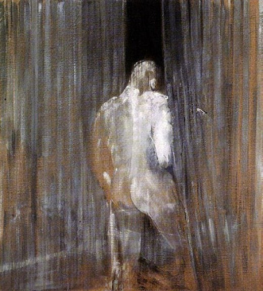 Human Form by Francis Bacon of 1949 from New Vision2010  Source: flickr.com