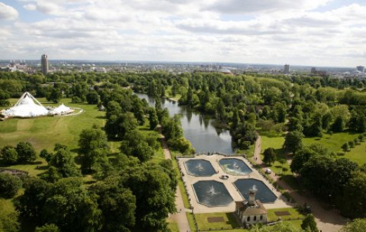 Views of Hyde Park