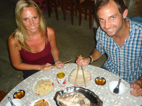 Delicious Mekong Food