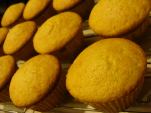 These corn muffins also freeze well once cooled down - that is if you have enough restraint not to eat them all quickly!
