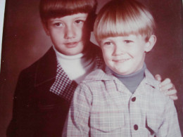Craig and Wyatt