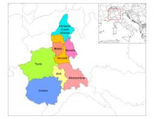 Region of Piedmont