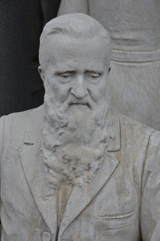 John Milburn Davis, creator of The Davis Memorial