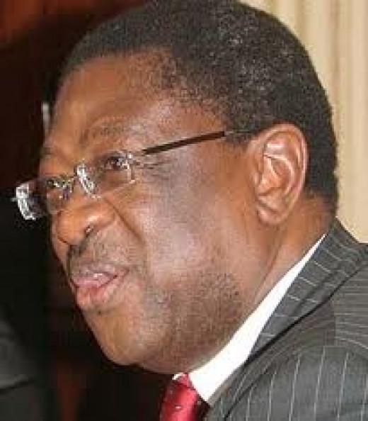 Hon. Amos Wako (Senator elect Busia County, Former AG-Kenya)