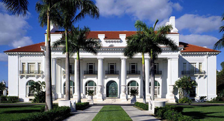 Flagler Museum also known as Whitehall is a must see!