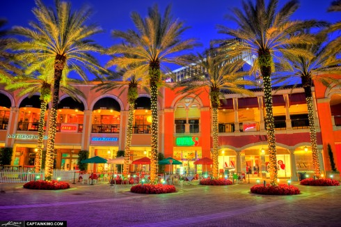 City Place the new and beautiful outdoor shopping  adventure in West Palm Beach.