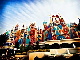 It's a Small World at Tokyo Disney.