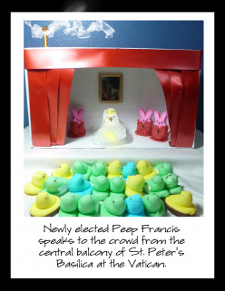 How to Make Art with Peeps